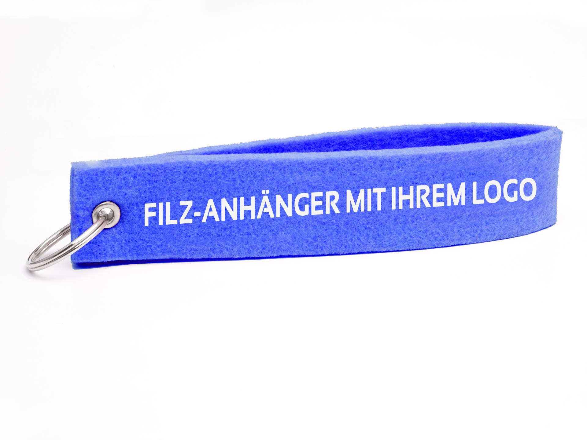 Filz Schluesselanhaenger individuell artikel-mit-logo.de