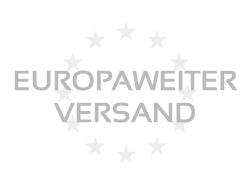 Europaweiter Versand