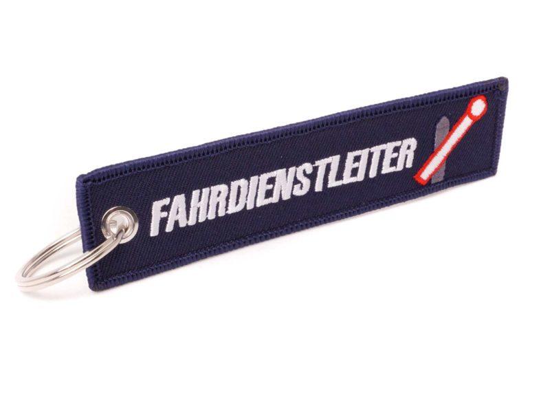 Fahrdienstleiter Schlüsselanhänger