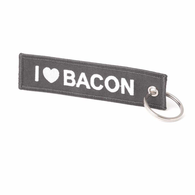 I love Bacon Schlüsselanhänger
