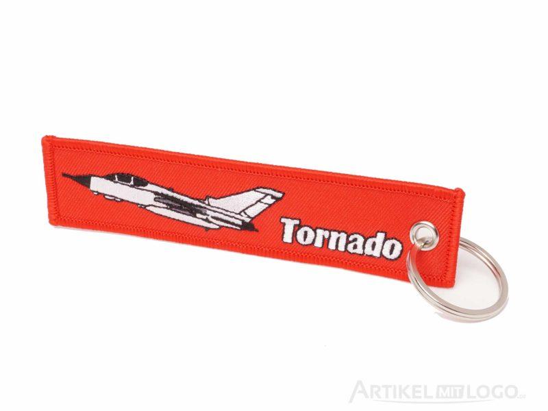 artikel-mit-logo.de Schluesselanhaenger Tornado