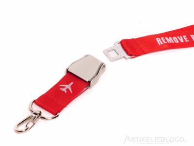 Lanyard Remove Before Flight