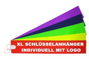 Großer XL Schlüsselanhänger Farbauswahl