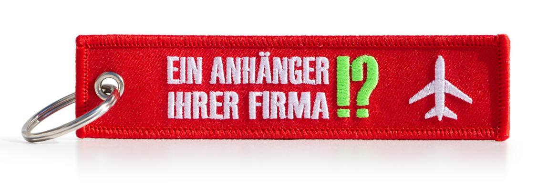 artikel-mit-logo.de ein Anhänger Ihrer Firma