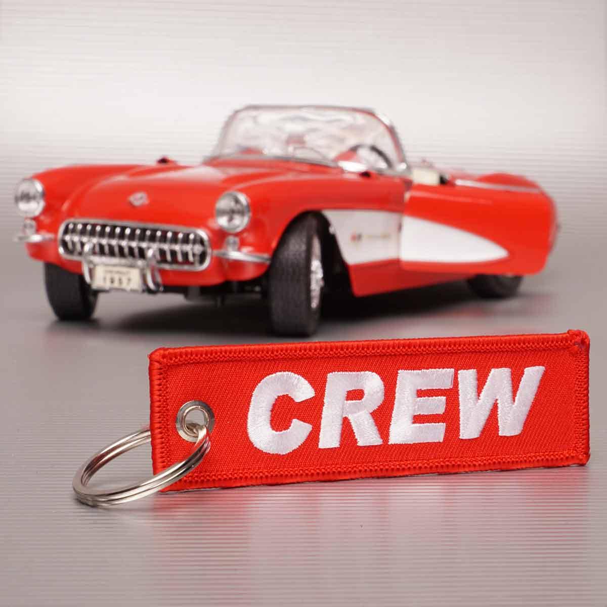 Auto Crew Schlüsselanhänger